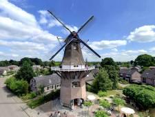 Daams' molen in Vaassen betrekt dorp bij 150-jarig bestaan