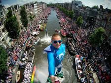 Gay Pride houdt vast aan opening met flyboarders