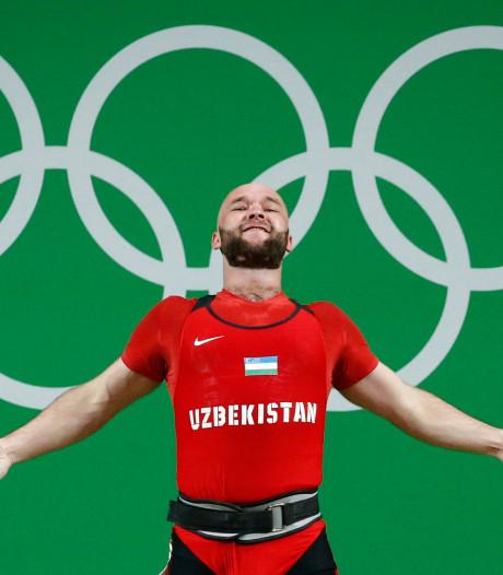 Olympische kampioenen gewichtheffen geschorst vanwege dopinggebruik