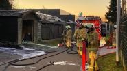 Brand zorgt voor aanzienlijke schade in alleenstaande garage