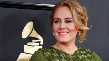 "Grammybaas: ""Adele nam de juiste beslissing"""