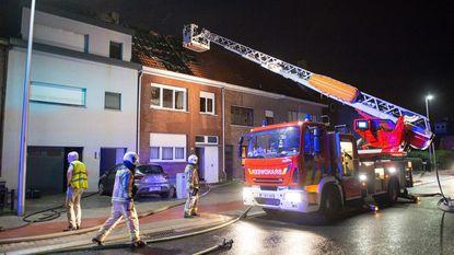 Zware woningbrand mogelijk aangestoken