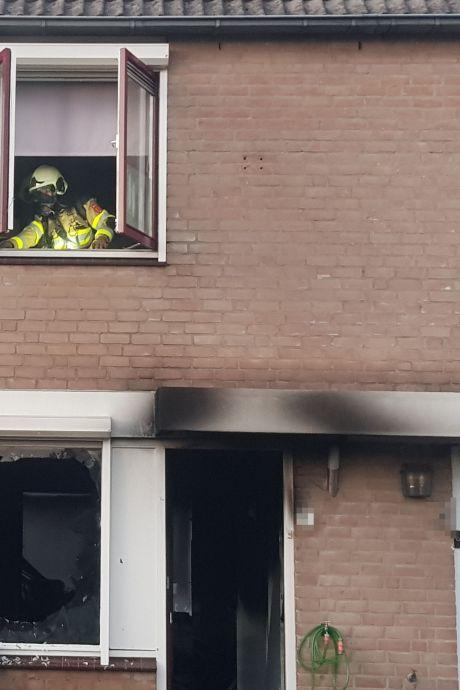 Uitslaande brand in woning in Beuningen