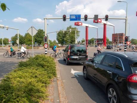 Verkeerslichten Schroebrug Middelburg zijn nog steeds een rommeltje