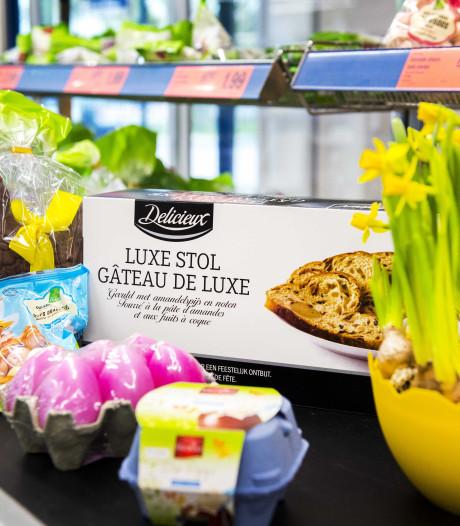 Paasweekend: supermarkten verwachten recordomzet