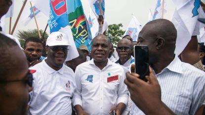 Martin Fayulu gekozen als presidentskandidaat van Congolese oppositie