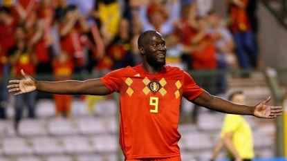 Batshuayi ook aanvalsleider tegen Zwitserland: Romelu Lukaku haakt af voor beslissende interland