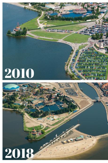 Toen en nu in Harderwijk: zoek de vele verschillen
