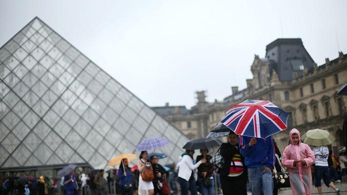 Louvre. Foto: EPA