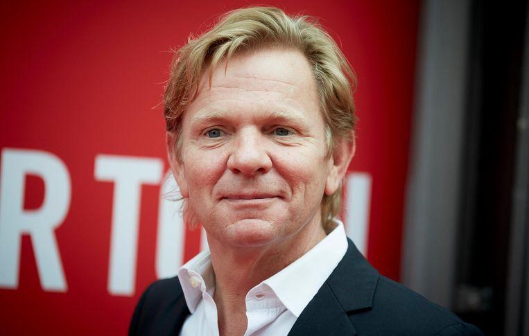 Documentairemaker Michiel van Erp Beeld anp