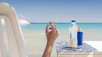 Roker niet meer welkom op Thaise stranden