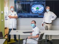 Deze techniek helpt artsen tumoren korter en preciezer te bestralen