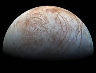 Nieuw argument dat oceaan onder oppervlakte van Jupiters maan Europa mogelijk ooit leefbaar was