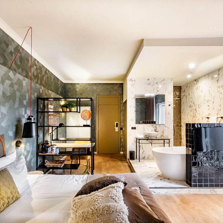 HOTEL ZUID is Best Concept Hotel.