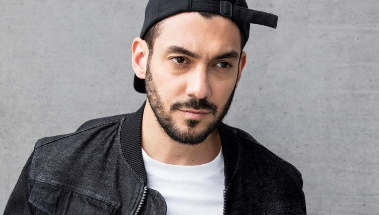 Designer en kunstenaar Aitor Throup: 'Ik zie G-Star als broekeninnovator' Beeld Sanne Zurne