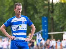Duo blijft voorlopig langer bij hoofdmacht PEC Zwolle