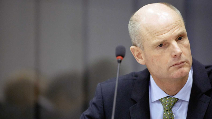 Minister Stef Blok voor Wonen en Rijksdienst.