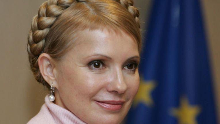 Joelia Timosjenko Beeld AFP