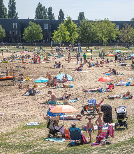 Toiletten bij dagrecreatie in regio IJsselland gaan weer open, geen extra boa's op mooie tweede pinksterdag