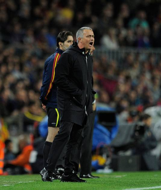 Le plan tactique de José Mourinho a fonctionné à merveille.