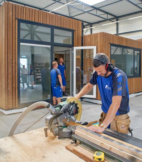 Roompot Vakantiepark Schaijk verwelkomt maandag eerste nieuwe huisjes