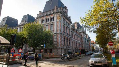 Eindelijk: renovatiewerken aan oud gerechtshof op Britselei gestart