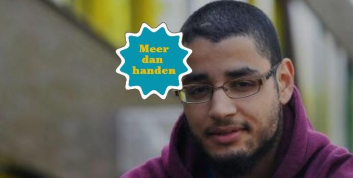 Abdellah Aknin is genomineerd voor de Passieprijs.
