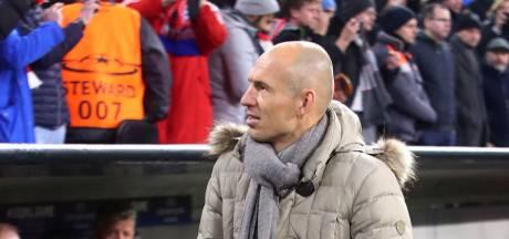 Robben tevreden met CL-loting: 'Besiktas is een mooie uitdaging'