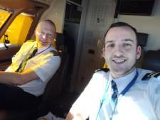 Vader en zoon Van Mil uit Berkel-Enschot werken samen in de cockpit: derde en vierde generatie in de vliegtuigen
