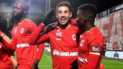 Mirallas de verlosser! Uitgerekend hij bezorgt Antwerp een krappe zege tegen KV Mechelen