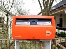 Ook brievenbussen weg in Rheden en Rozendaal