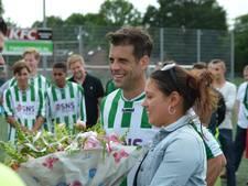 Jeroen Germeraad sluit in stijl af: hattrick tegen Twente All Stars