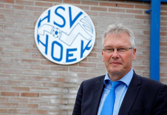 Art van der Staal keert terug als voorzitter van Hoek.