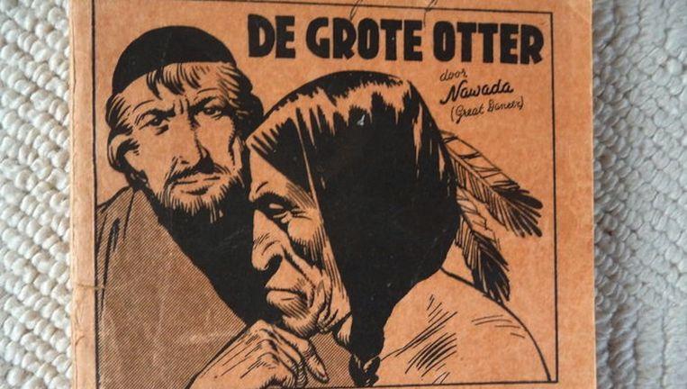 Het stripalbum ruilde voor ruim 5500 euro van eigenaar. Beeld Catawiki