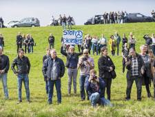 Nieuwe demonstratie bij Oostvaardersplassen: 'We laten ons nog één keer horen'