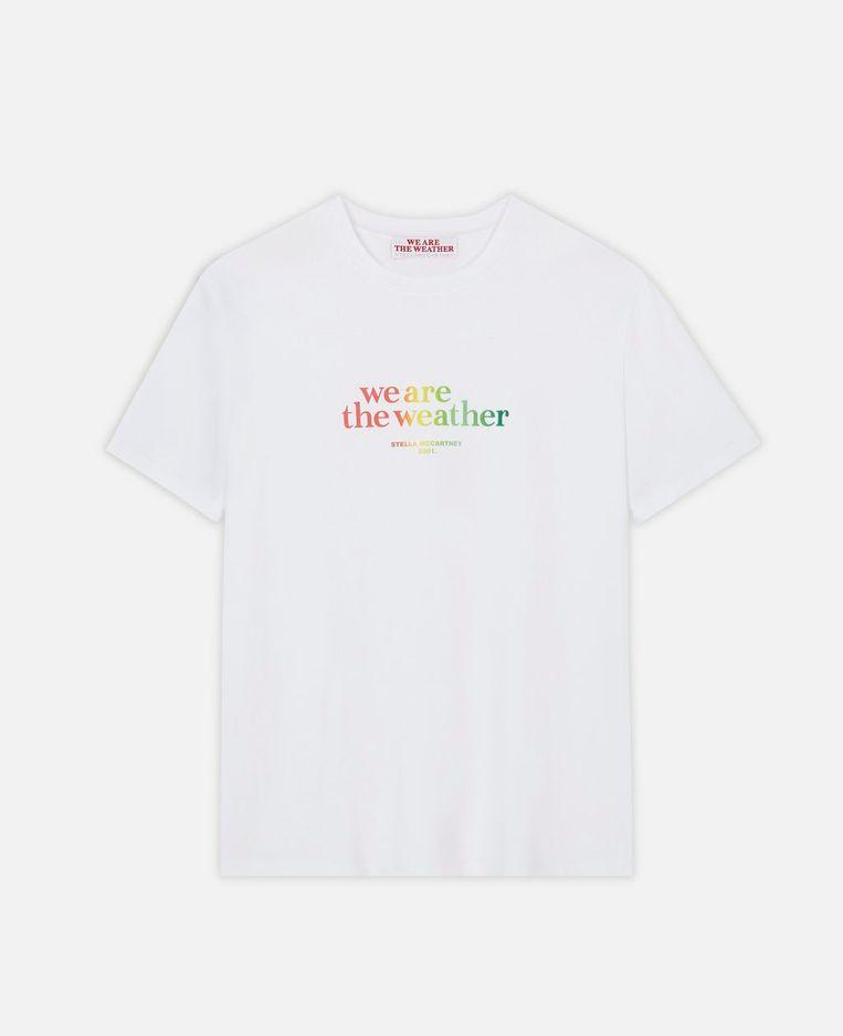Greta - T-shirt Beeld Stella McCartney