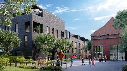 Oude Rateau-loodsen maken plaats voor nieuw woonproject