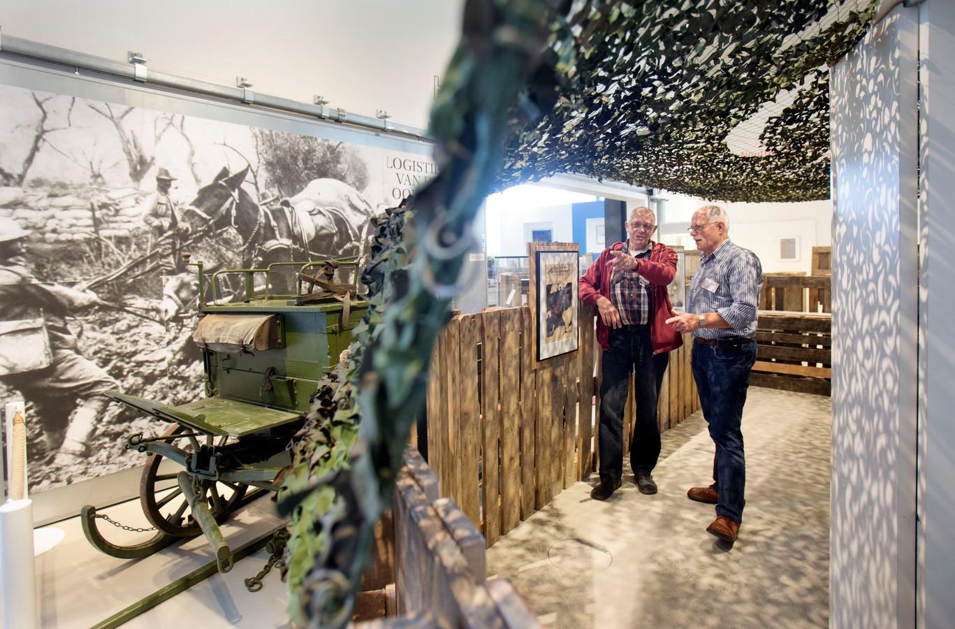 In 2014 werd er in Veenendaal een tentoonstelling in het museum gehouden over de Eerste Wereldoorlog.