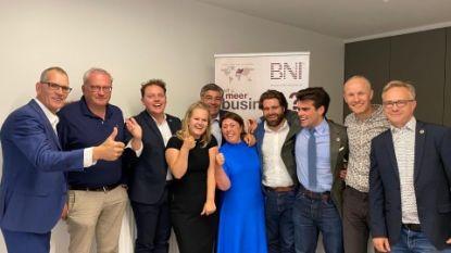 BNI West-Vlaanderen sleept 7 awards in de wacht