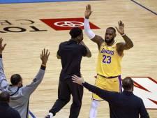 James et Durant brillent, Harden se fâche, Philadelphie et Miami se lâchent