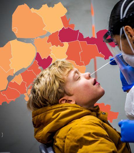 KAART | Opnieuw positief coronanieuws voor Oost-Nederland: dalende trend zet door