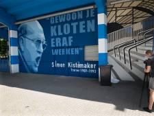 Emotionele Simon Kistemaker: 'Fans De Graafschap bezorgen ons enorme opkikker'