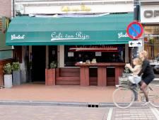 'Coronahaard'-café Van Rijn gaat weer open: 'We zijn eigenlijk een beetje overvallen'