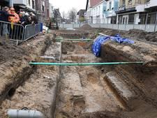 Laatste blik op opgravingen in Cuijk