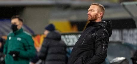Gent ontslaat trainer derde trainer dit seizoen een uur na vijfde EL-nederlaag