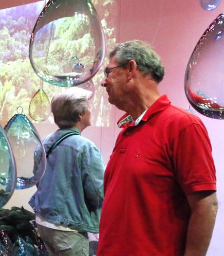 Tussen Kunst en Kitch-expert opent Glas- en Keramiekbeurs in Leerdam