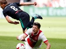 LIVE: Huntelaar breekt de ban bij Ajax met kopgoal