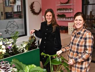 Zussen openen na enkele jaren bloemen leveren aan huis met eigen bloemenwinkel