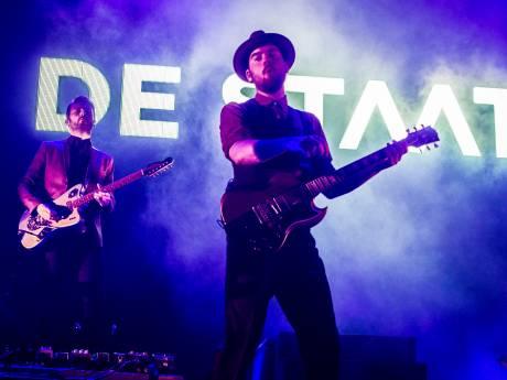 Nijmeegse band De Staat is headliner op Lowlands