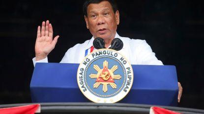 """Filipijnse president Duterte: """"Als iemand bestaan van God kan bewijzen, treed ik af"""""""